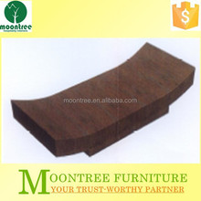 Elegant Design MCT-1139 High End Ebony Wood Coffee Table