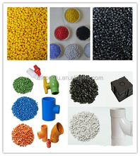 Injection Grade PVC compound granules for pipe fitting