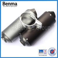 New Type Exhaust Muffler Tail Pipe for Pit Bike Dirtbike Parts