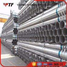 Made in china factory galvanized tube