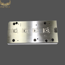 Precision steel mold for injection molding / precision die core for mould