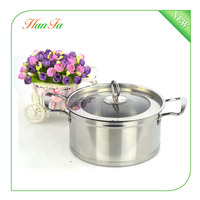 Wholesale South America Hot Sale Hot Pot Stainless Steel Casserole