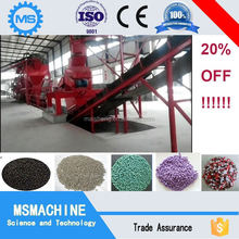 2016 new technology flat film extrusion granulator/compound fertilizer production line price