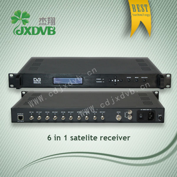 2013 Satellite Receiver Equipment For Digital TV