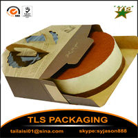 Food-grade cupcake boxes/ cake packaging box