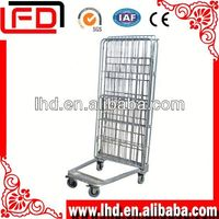 transport Assembled roll pallet carts