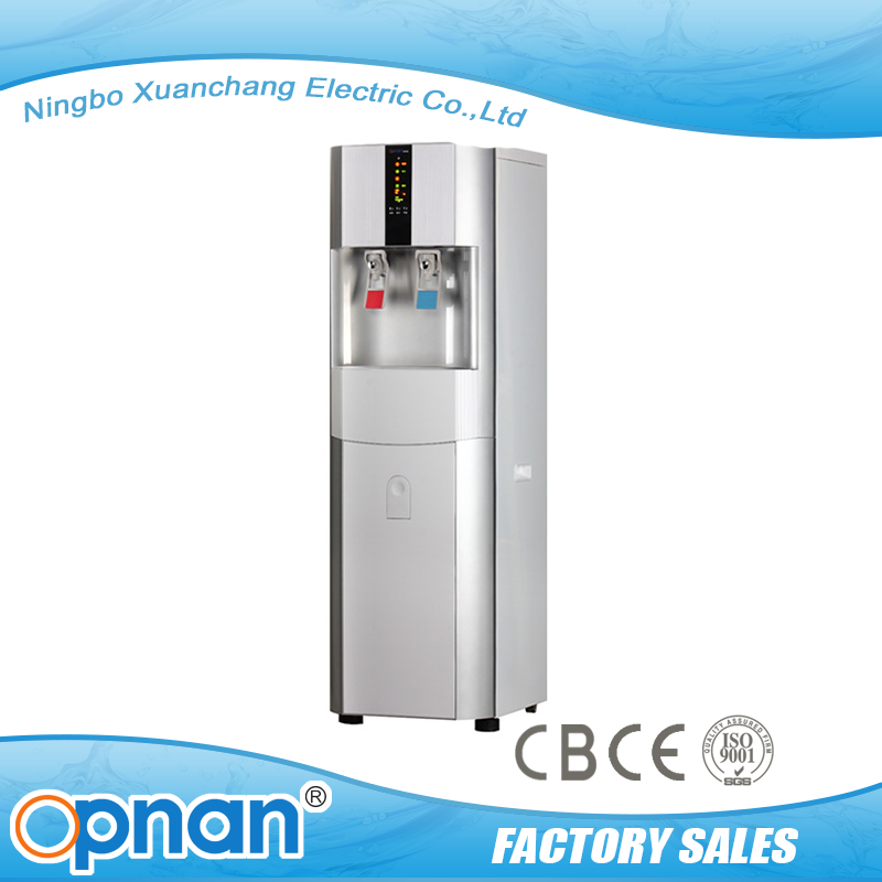 OPNAN factory offer stand machine hot and cold water purifier