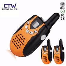 UHF 1watt smart walkie talkie handy type 22 channels
