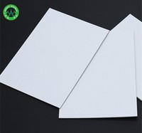duplex paper board 3mm by laminating grey and white back