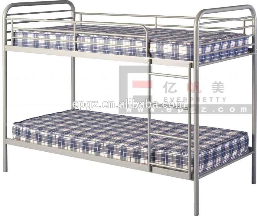 Government tender triple strong military metal bunk beds for Metal bunk beds for sale cheap