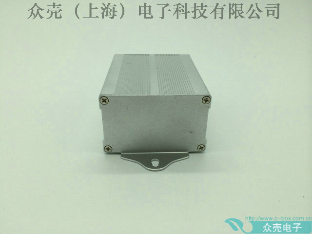 ZK-22 /  46*76*100mm GPRS shell aluminum shell aluminum box power box valve controller
