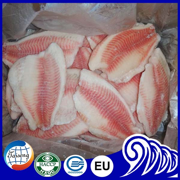 Ikan Tilapia Fillet Frozen Fish Buyer
