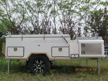 Large Front Folding Camper Trailer RC-CPT-01LL