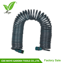 Alibaba China Market Best Quality 50ft spiral garden hose coil water pipe
