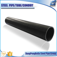 2016 China erw round astm a53 standard gr.a gr.b steel pipe tube