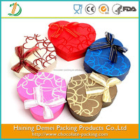 Fashion High Quality Heart Shape Gift Box/Welcome to the manufacturers ordering