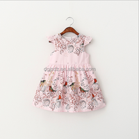 hot wholesale baby frock for little girl cotton frock fashion design of 2016 for baby girl