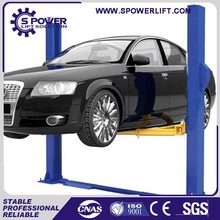 high end hot sale mobile hydraulic car lift for service station(ce)