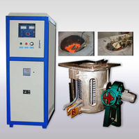 250kg iron induction smelting oven