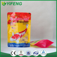 top zip plastic bag/round bottom plastic food packaging bag/stand up pouch bag