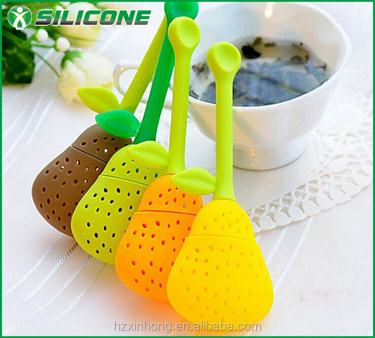 New product wholesale silicone glass tea pot,wholesale tea infuser,tea strainer