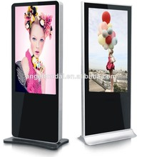 2014 hot sale high resolution outdoor double-sided digital signage for sale