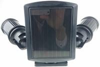 14 LEDs home depot solar garden light ,light parts with good quality