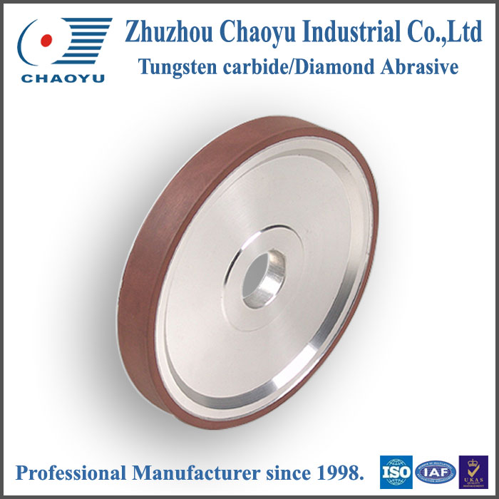 1A1 Flat shape stone diamond grinding cover with CE&ISO