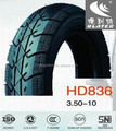Motorcycle Tire 3.50-10