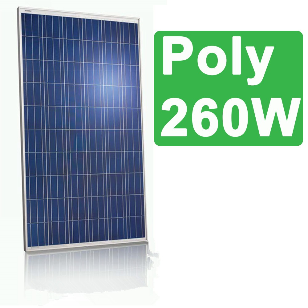 Bluesun best quality poly 250w 260w 270w solar panel home <strong>electricity</strong>
