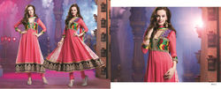 Indian Traditional Wedding Party Wear Anarkali Suit