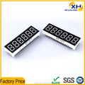 Wholesale Free Sample white numerical 6 digit led 7 segment display