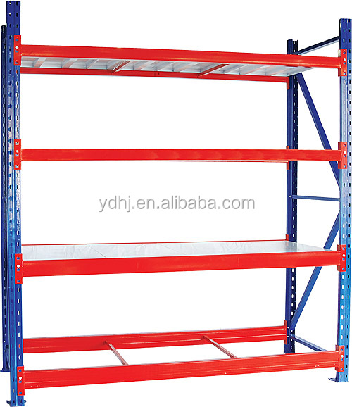Metal heavy duty warehouse storage <strong>rack</strong>