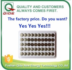 The 2016 hot sales 1.5v dry cell battery/ag10 ag13 ag3/1.5v button battery