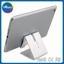 Universal Aluminum Metal Tablet Stand Phone Holder Tripod for Ipad Air Mini 2 3 4 Xiaomi Mipad 2 EBook Notebook Pc Holder Plate