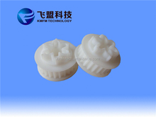 Cash deposit machine parts ATM 24 T White Plastic Pulley gear 445-0616448 NCR 58xx gear pulley 4450616448 for sale