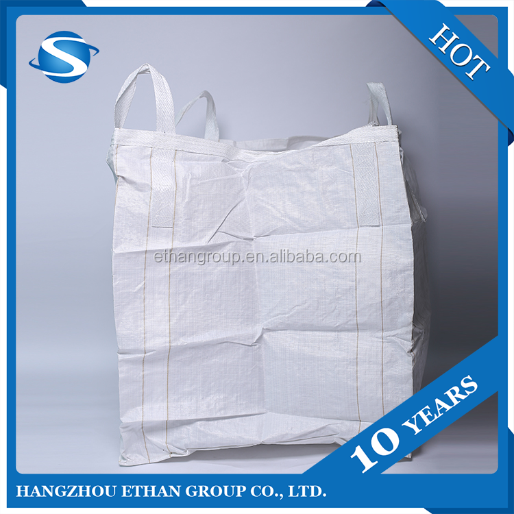 sales customized used pp jumbo bag/recycled 1 ton jumbo bag/ fibc, polypropylene jumbo bag scrap