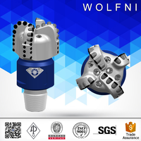 "8 1/2"" foundation dilling tool five blades pdc bit"