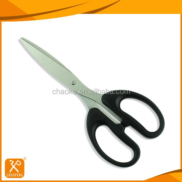 "8"" FDA unique easy cut stainless steel household scissors"
