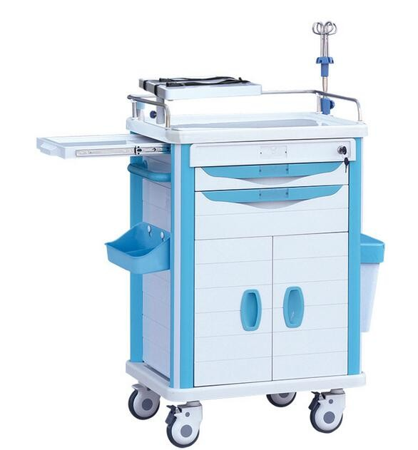 Safebond trolley medical anesthesia car medical trolley cart