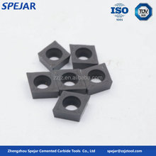 CCMT Series CNC Machining Cemented Carbide Cutting Tools Inserts