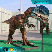 High Simulation Realistic Dinosaur Movie Prop Made in China