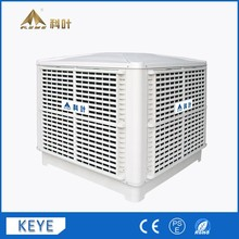 18000 CMH air flow duct evaporative desert air cooler ZX-18
