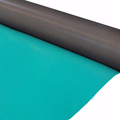 2mmx1.2mx10m anti-static rubber sheet roll with good elastomer rubber sheet