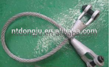 Promotional gift wholesale steel wire rope sling for refuse crane