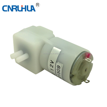 FW-180 CNRUIHUA dc super quiet mini aquarium air pump 12v