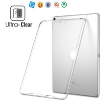 New Arrived Hot Hotselling Soft TPU Clear Cases for Ipad pro 10.5 inch