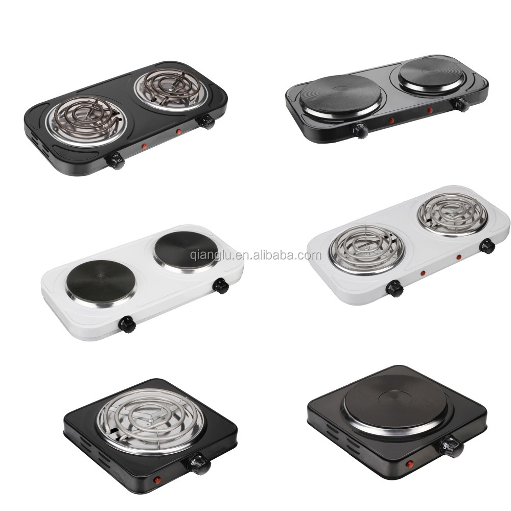 single burner,two burner electric hot plate CE approval