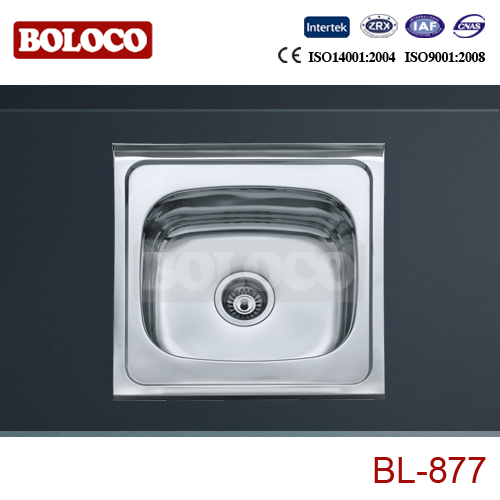 Top mount sinks BL-877