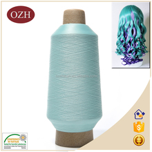 Wholesales high quality nylon yarn for The wig